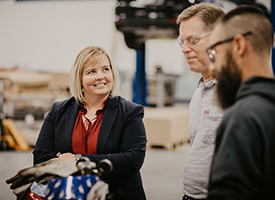 Erika Nielsen - MAGMA/BorgWarner - 2019 MFG Talent Champion