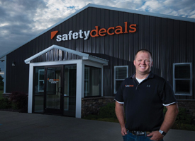 Premium Associate Member Spotlight: Safety Decals