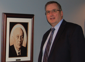 Gerdau North American – Jack Finlayson – 2014 John G. Thodis Michigan Manufacturer of the Year Award