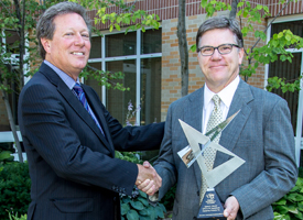 Dave Maurer – Humphrey Products – 2015 John G. Thodis Michigan Manufacturer of the Year Award