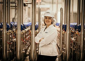 Cheslie Stehouwer - Continental Dairy Facilities - 2019 MFG Emerging Leader