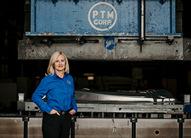 Donna Russell-Kuhr - PTM Corporation - 2019 MFG Woman of the Year
