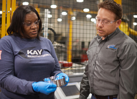 Industry Member Spotlight: Kay Manufacturing Co.