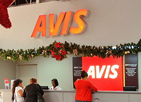 About Avis Car Rental