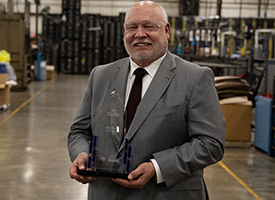 Ron Beebe - Euclid Industries - 2020 MFG Lifetime Achievement