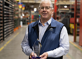 DeWys Manufacturing Inc. - 2020 John G. Thodis Small Tier Michigan Manufacturer of the Year