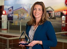 Honor Sheard - Marathon Petroleum Company, MI Refining Division - 2020 MFG Woman of the Year
