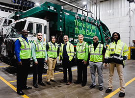 Industry Spotlight: Waste Management