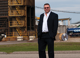 Emanuel Z. Manos – Detroit Salt Company – 2016 John G. Thodis Michigan Manufacturer of the Year Special Achivement Award