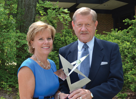 Al & Beth Thieme — Amigo Mobility International – 2012 John G. Thodis Michigan Manufacturer of the Year Award
