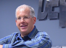 Jon DeWys – DeWys Manufacturing – 2013 John G. Thodis Michigan Manufacturer of the Year Award